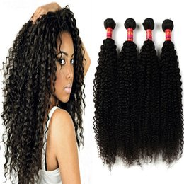 Wholesale Curly Machine Price - 100% Human Hair Brazilian Curly Virgin Hair Bundles 4 Bundles Remy Hair Extensions 10-28 Inches Natural Color Cuticle Holds Factory Price