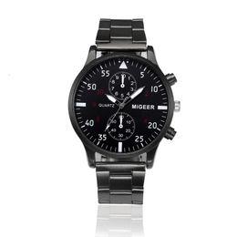 Wholesale Shark Analog Watches - Splendid Fashion Men Watch Relogio Masculino Crystal Stainless Steel Quartz Top Brand Military Analog Male Wrist Watch Bracelet