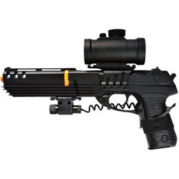 Vista laser per airsoft online-KS-91 DELTA FORCE PISTOLA A MOLLA SOFTAIR A PISTOLA CON BB LASER SCOPE