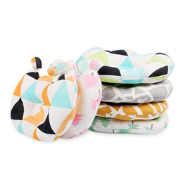 Wholesale Pregnant Cute - Miracle Baby Pregnant Mother Nursing Pillow Cartoon Cotton Cute Infant Headrest Support Sleep Positioner Anti Roll Cushion G003