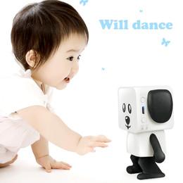 Canada Date Multi Mini Bluetooth Haut-Parleur Intelligent Danse Chien Haut-parleurs Portable Bluetooth Haut-Parleurs Haut-Parleur Sans Fil Danse Robot Chien Haut-parleurs cheap multi bluetooth speakers Offre