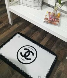 Canada Tapis de sol design de salon salon chambre porte tapis 50 * 80 cm cuisine nordique épais antidérapant siège coussin maison tapis enfant cheap home bedroom door Offre