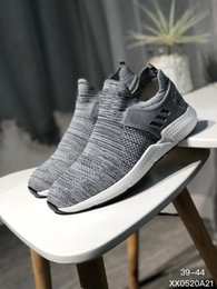 Wholesale Rubber Bounce Shoes - BOUNCE RUNNING Shoes Sports Sneakers Running Shoes Soft Sneakers Women Breathable Athletic Sport Shoe Corss Hiking Jogging Sock Shoe Sneaker