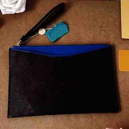M41112 Pallas Cluth сумки женщины реальный кожаный кошелек iPad телефон  сумка известных брендов конверт день клатчи женский проверить сумочку 2018 b87067b5419c1