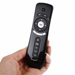 2.4ghz t2 sans fil Promotion T2 Fly Air Mouse Télécommande 2.4GHz Sans Fil 3D Gyro Motion Stick Mini Clavier Pour 3D Jeu PC Android TV Box Google TV