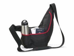 bolso de la cámara de la honda Rebajas nuevo Lowepro Passport Sling II DSLR Cámara Bolsa de Viaje hombro inclinado Casual Bag al por mayor