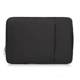 Wholesale Macbook Pro China Wholesale - Notebook Carrying Case Briefcase Laptop Bag For ALL Laptop 11 13 15 11 inch 13 inch 15 inch Mac Pro Acer Asus Dell Lenovo HP opp bag