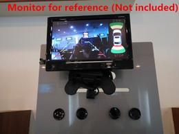 imagens de carros Desconto O mais novo sistema de radar reverso de estacionamento de vídeo Dual Channel 8 sensor + câmera de visão frontal + câmera traseira + imagem parece Case for