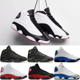 Pas cher Hommes 13 13s Chaussures De Basket-ball Il A Obtenu Classe De Jeu  De 2003 Altitude Hyper Bleu Bleu Aventé Noir Chat Sport Entraîneur Sneaker  41-47 ... e44c60813