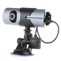 Автомобиль dvr двойной gps ночь онлайн-2.7-дюймовый Full HD двойная камера автомобильный видеорегистратор видеокамера ночного видения тире камерой 1080p GPS автомобиля тире камерой