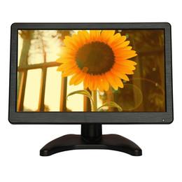 2019 n box tv Монитор ПК 12 дюймов широкоэкранный с USB VGA HDMI input пикселы 1920*1080 монитор компьютера широкого экрана 16:9 с Bulit в дикторах