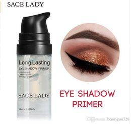 Wholesale Eye Shadow Gels - Eyeshadow primer makeup base prolong Eye shadow nake under Pore Minimizing Primer Face Makeup Primer 12ml