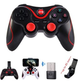 VBESTLIFE Gamepad T3 Joystick per Controller Wireless di giocoper iOS Android Cellphone//Tablet//TV Box