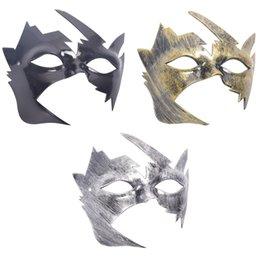 Masque d'Halloween Beaux Hommes Bruni Antique Masque De Bal De Parti De Mascarade ? partir de fabricateur