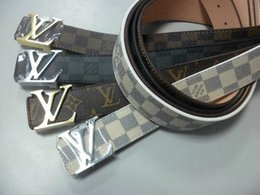 Wholesale New Jeans For Boys - New men's belts v letters smooth buckle leisure business brand designer men and women belt cowhide luxury Suitable for jeans
