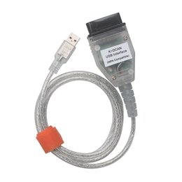 Wholesale Inpa Bmw - INPA K+CAN Allows Full Diagnostic For BMW With FT232RL Chip