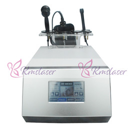 Wholesale rf lift - DHL fast shipping Monopolar RF machine Face Skin lift tightening RADIO FREQUENCY Beauty Equipment SKIN REJUVENATION machine SPA machine