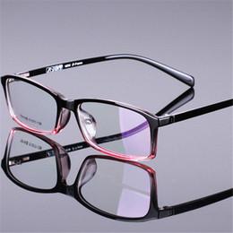 0dd8444614 Full frame ultra-light tr90 eyeglasses frame glasses box myopia glasses  male Women mirror mens eyewear prescription 8 affordable mens prescription  frames