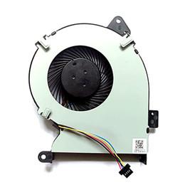Asus ventiladores de resfriamento on-line-Novo LCD Dobradiças Para Asus X540 X540LJ X540SA X540LA X540Lj X540YA Laptop CPU Ventilador de Refrigeração Da Tela Eixo Eixo Conjunto Dobradiça Cpu Radiador Do Radiador