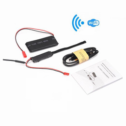 Telefone de dv on-line-V55 HD 1080 P 720 P Portátil Mini Câmera P2P Wifi Câmera Gravador De Vídeo Digital DIY Módulo Mini DV IOS Android APP Do Telefone Remoto DVR