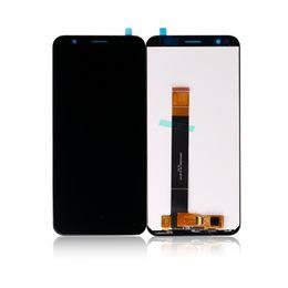 M1 teléfono móvil online-2 Unids / lote Pantalla Del Teléfono Móvil 5.5 LCD para Asus ZenFone Max M1 Pantalla LCD ZB555KL Pantalla Táctil Digitizador Envío Gratis