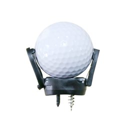 Wholesale Golf Retriever - Golf ball pickup Putter Ball Grabber Golf Pick-Up High Quality Retriever Accessories holder cup free shipping