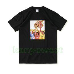 2019 t-shirts japanisch 18SS Sommer japanischen Norihiro Sekitani Zusammenarbeit Hip Hop T Skateboard Cool T Shirt Männer Frauen Baumwolle Casual T Shirts Tops günstig t-shirts japanisch