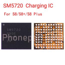2019 samsung ic chip 5pcs / lot Original nuevo SM5720 para Samsung S8 S8 + más fuente de alimentación IC PM Chip interfaz PMIC WCD9341 Aqstic Audio códec IC MAX77838 Power Chip samsung ic chip baratos
