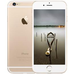 Canada Téléphone mobile débloqué d'origine Apple iPhone 6 de 4,7 pouces 16 Go / 64 Go IOS 8.0 sans empreinte digitale Offre