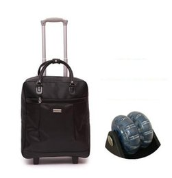 Wheeled bag for travel Women travel bags wheels trolley bags Nylon large  capacity Rolling Luggage Suitcases 4385d9c4ad21d