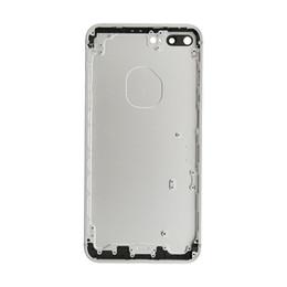 """Habitação completa de volta tampa da bateria meio quadro de metal para iphone 6 6 s 4.7 """"/ 6 s plus 5.5"""" iphone 6 6 p 6 s 6 sp substituição parte de"""