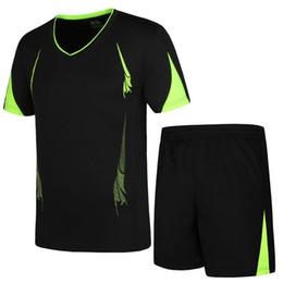 ff549c3b212e 2019 New Sportsuits Men Polo Suits Summer 2PC Breathable Short Set Men s  Design Fashion T-shirt Shorts Tracksuit Set Trending Style