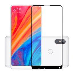 Argentina Vidrio templado para Xiaomi Mi MIX 2S Protector de pantalla Cristal de cubierta completa para Xiaomi Mi MIX 2 MIX2S Película protectora 5.99 Suministro