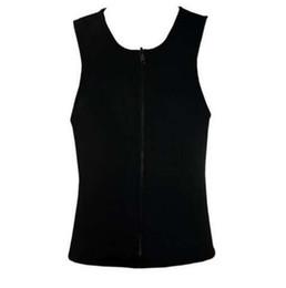 Hommes T-Shirt Taille Entraîneur Shapers Body Shapers Perte de Poids Entraînement Néoprène Minceur Belly Body Shapers Fat Burning ? partir de fabricateur