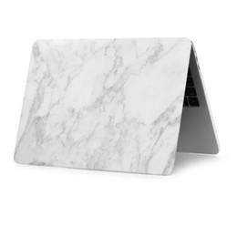 2019 coquille d'ordinateur portable de macbook Pour macbook pro 13 2016 cas en marbre A1708 couverture de la coque d'ordinateur portable pour macbook pro 13 non tactile bar sac mac livre 2016 manches coquille d'ordinateur portable de macbook pas cher