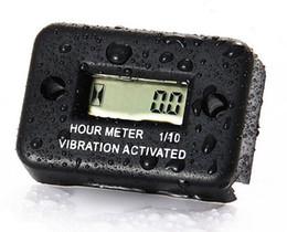 Motosierra tractor a prueba de agua Wireless Digital LCD Motor de gasolina Vibración activada contador de horas temporizador contador de tiempo MV58004 desde fabricantes