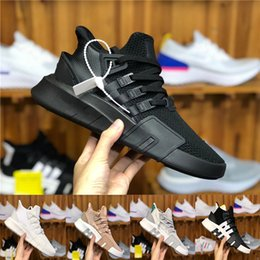 2018 nuevo EQT Bask Support Future 93 17 Triple White black pink Zapatillas deportivas de mujer para hombre Sneakers Running Knit Chaussures Designer Trainers desde fabricantes