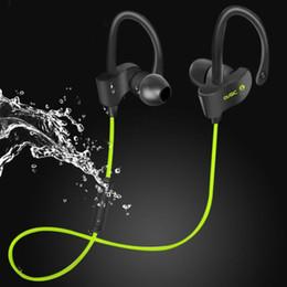 Argentina NDJU 56S Auriculares Bluetooth Inalámbricos Bass Sports Sweatproof IPX7 Auriculares Auriculares con Micrófono Auriculares para iPhone xiaomi cheap neckband headset iphone Suministro