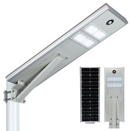 Wholesale Portable Roads - High Quality 30W Outdoor Waterproof IP65 All in One Solar Street Light For Highway Road
