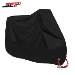 Wholesale Rain Bikes - black Scooter Covers waterproof M,L,XL,2XL,3XL,4XL universal Outdoor Uv Protector Bike Rain Dustproof for Motorcycle cover