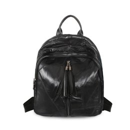 Wholesale leather fashionable backpacks - 2018 new fashionable leather women backpack high capacity knapsack fashion simple shoulder bag