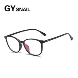 2019 schneckentelefon GY SNAIL Computer Brille Männer Frauen Anti Blaulicht Strahlung Beschichtung Film blockieren Strahl von Computer-Telefon für Work Home Gaming günstig schneckentelefon