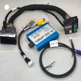ba29d74ac 2019 enchufe reproducir video Plug and Play Agregar cámara de vista  posterior Instalación de la cámara