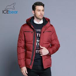 2019 стойки для белых носителей 2018 мужские зимние твердые куртка теплые куртки простой подол практические водонепроницаемый карман на молнии высокое качество куртка B17MD940D