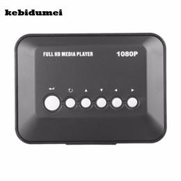 1080P HD Reproductor de medios SD / MMC TV Videos SD MMC RMVB MP3 TV múltiple USB HDMI Reproductor de medios Caja compatible con disco duro USB desde fabricantes