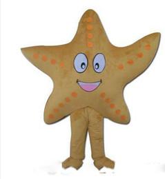 Argentina De alta calidad de la estrella de mar traje de la historieta de disfraces traje de disfraces de dibujos animados de la mascota Suministro