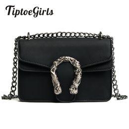 Tiptoegirls Fashion Women Bags New Design Girls  Shoulder Bags Diagonal  Quality Leather Lady Handbags Vintage Chains Small Bag Y1890801 03f39e199b7f3