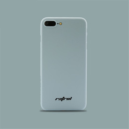 Wholesale Oil Environmental - For iPhone 7plus 8PLUS Case,Ultra-Thin Shell ,New Upgrade Environmental Protection PP Material Anti-Fingerprint Anti-Oil Micro-Matte Case