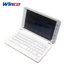 Wholesale Supporting Letter - Wireless Bluetooth Universal Keyboard For 8 inch Tablet PC Windows Android Support lasering Russian Spanish Korean letter