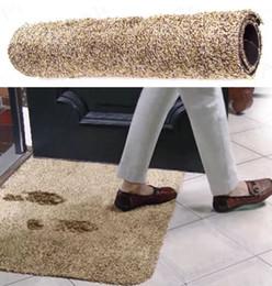 Fliegender teppich online-Magic Clean Step Mat Superabsorbierender Fußmatten-Teppich aus Mikrofaser für zu Hause